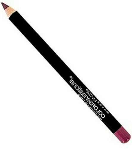 color sensational lip liner plum 45 0