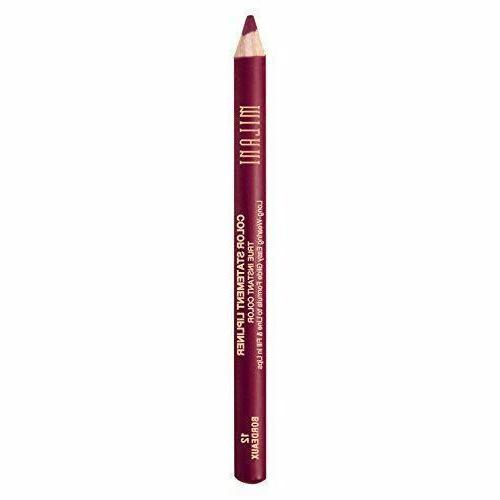 color statement lip liner choose your shade