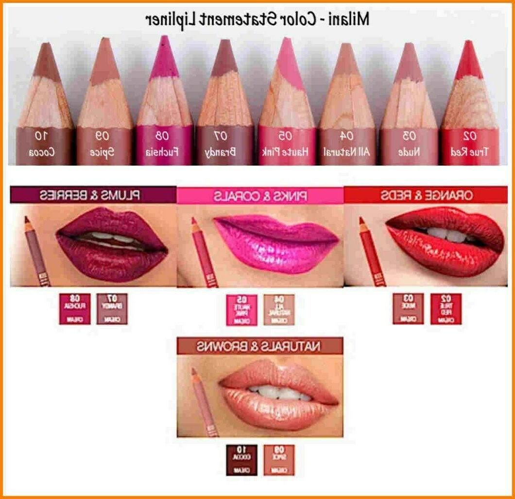 color statement lip liner true intstant color