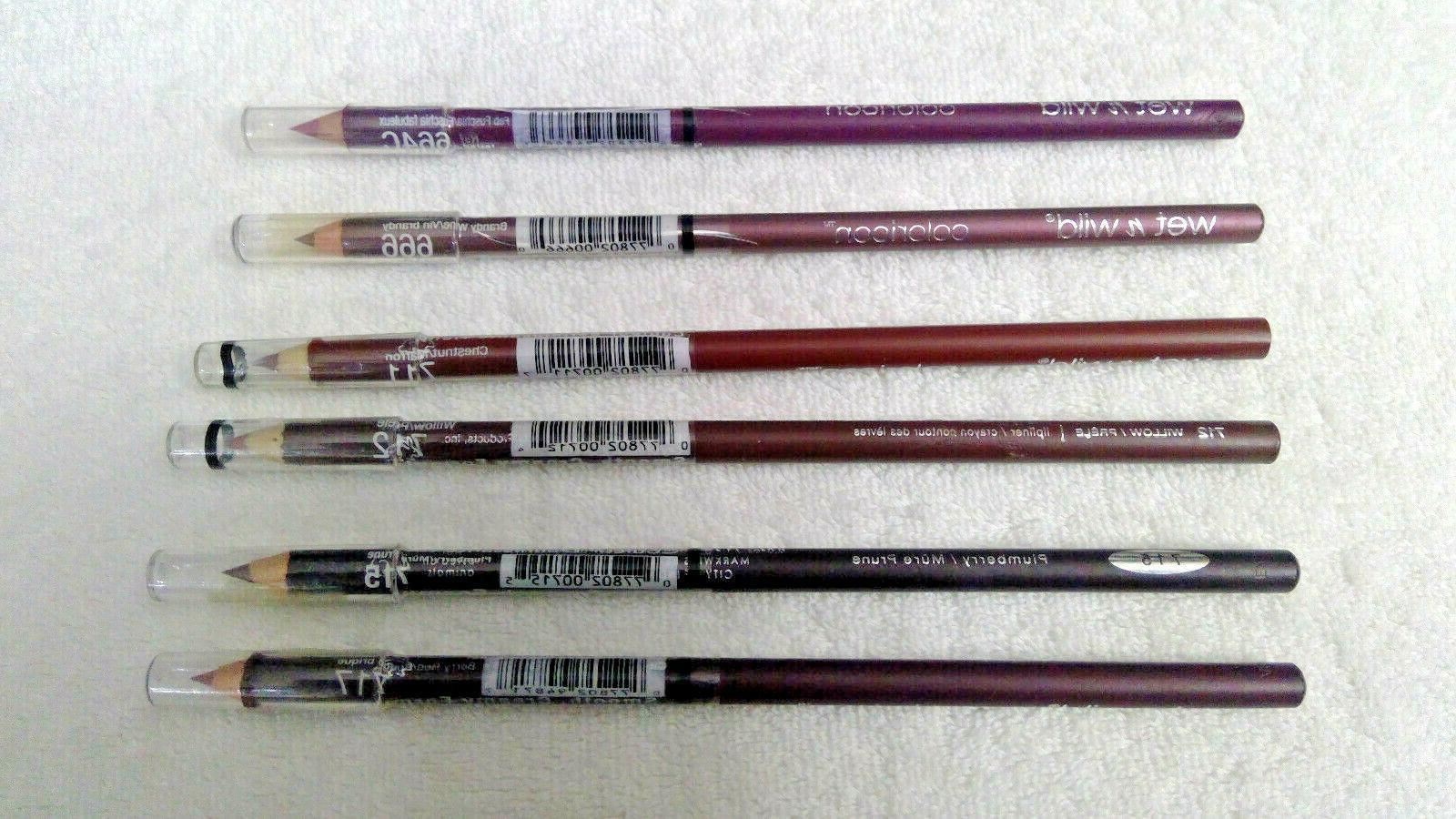 coloricon lip liner pencil choose your color