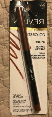 Revlon ColorStay Lip Liner #635 Sienna