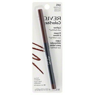 colorstay lipliner with softflex chocolate 645 0