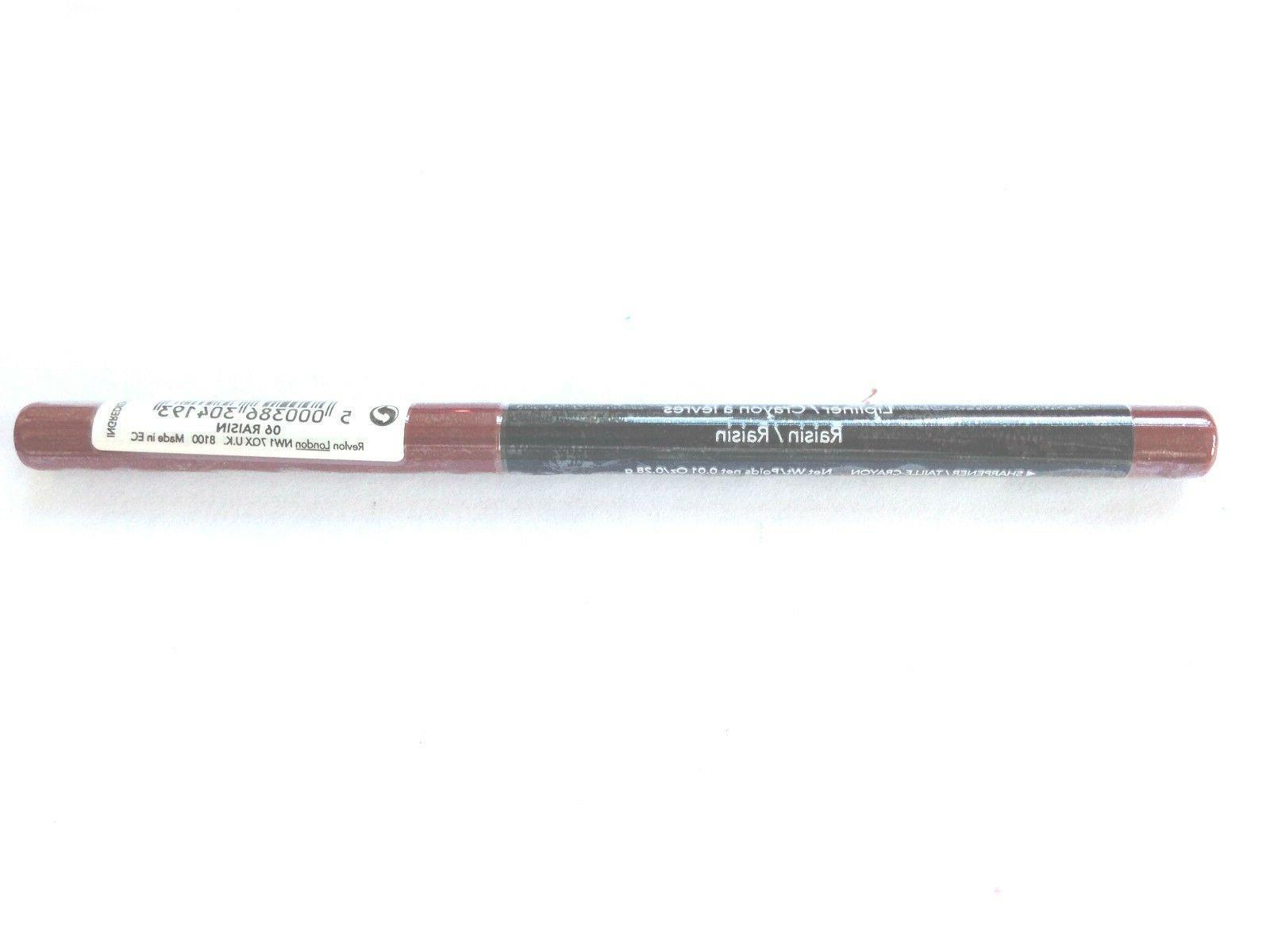 colorstay retractable twist up lip liner pencil