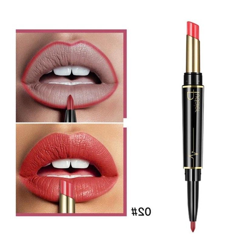 Pudaier lipsticks Lipliner Waterproof Red <font><b>Lip</b></font> <font><b>Liner</b></font> <font><b>Pencil</b></font> Labiales Beauty