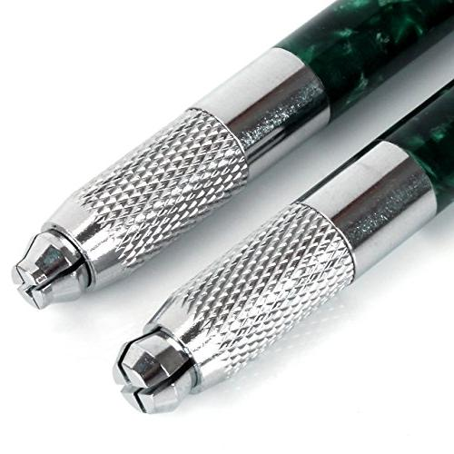 CCbeauty Tattoo Pen Liner Manual Microblading Eyebrow Kit Makeup Shaping Supplies