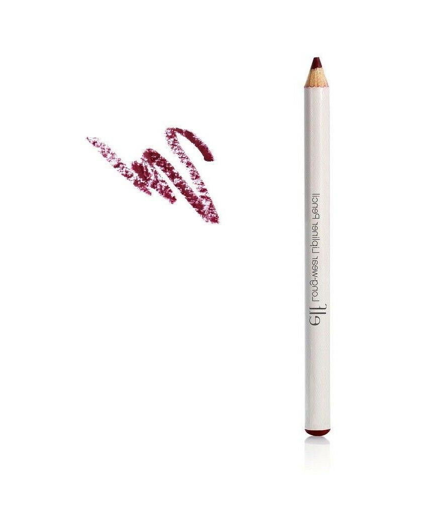 e l f essential long wear lipliner