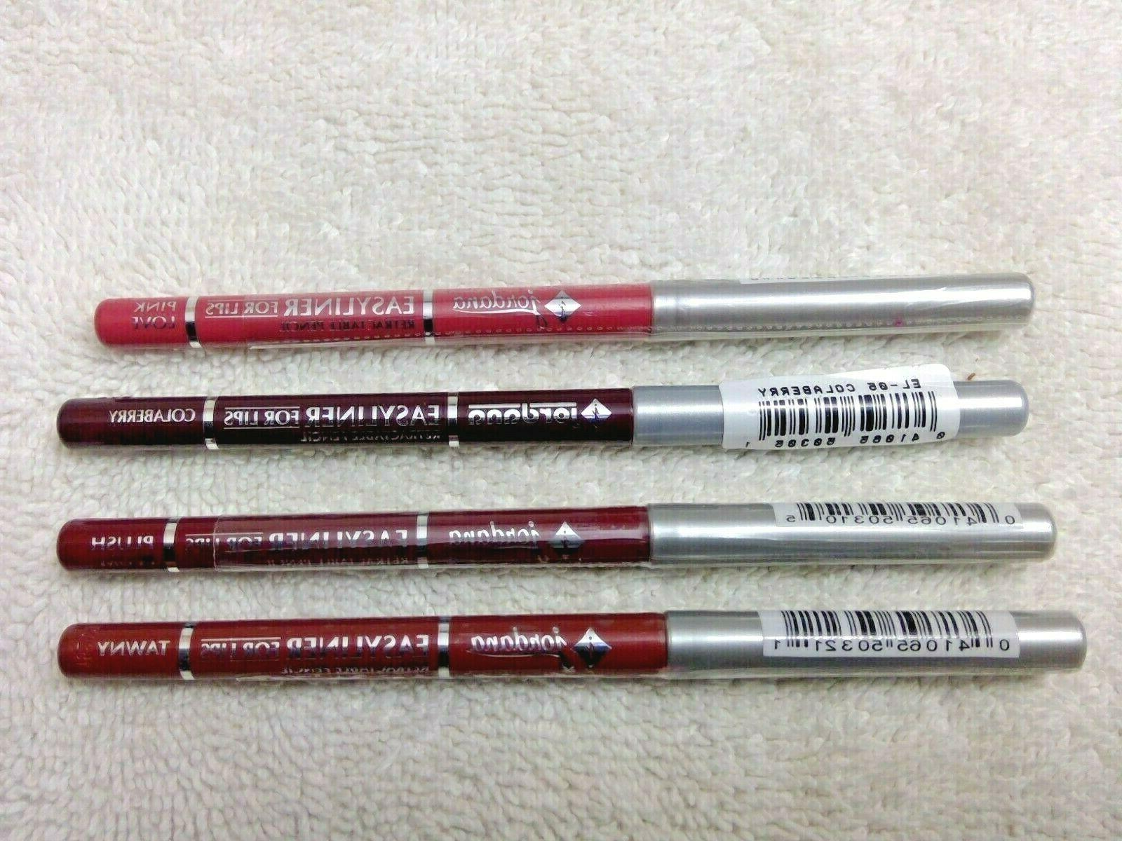 easyliner for lips retractable pencil made in