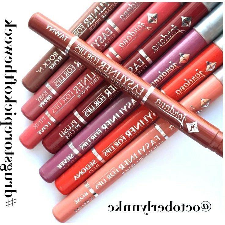 Jordana Easyliner for Lips Made in