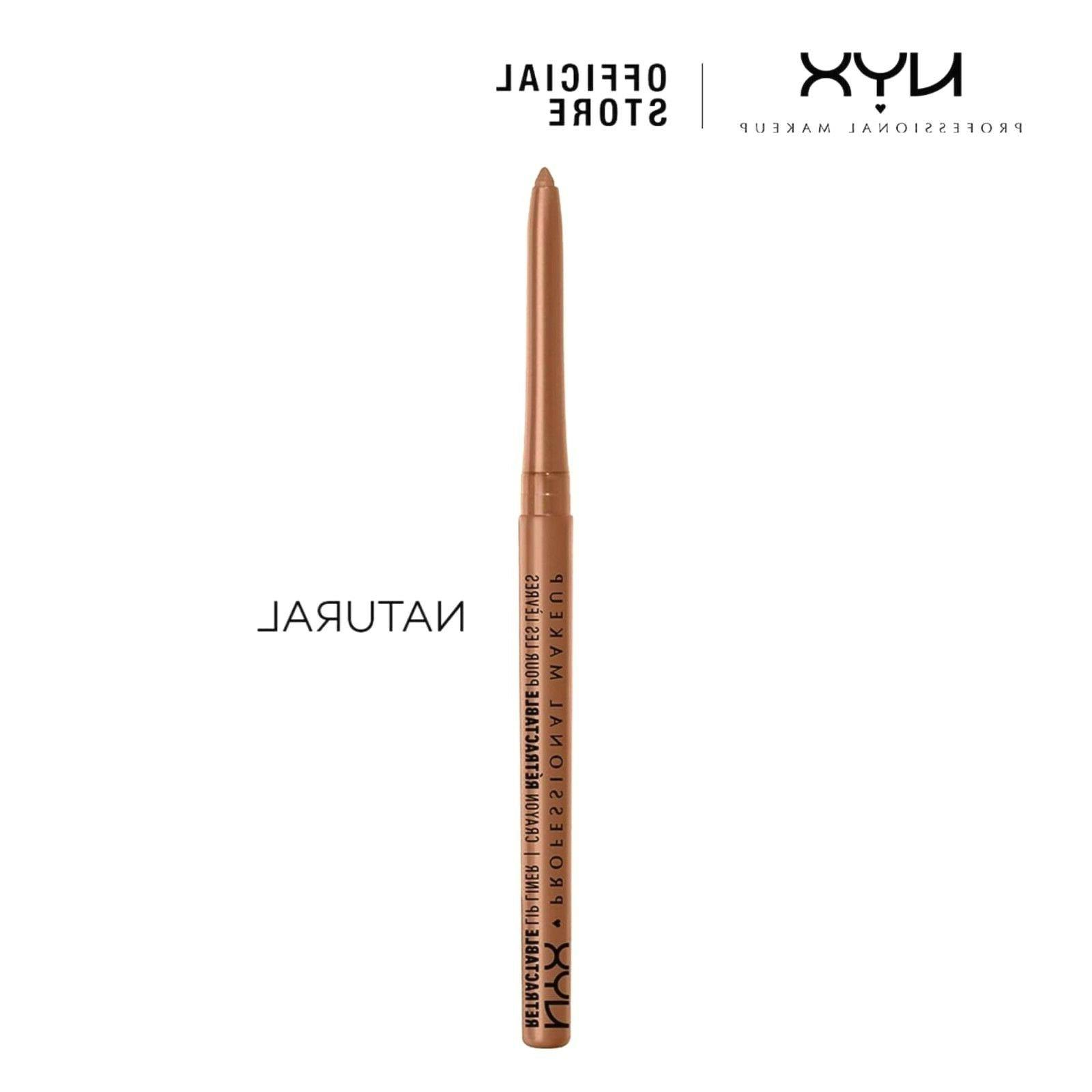 Jordana or NYX Easyliner for Lips Pencil Made in