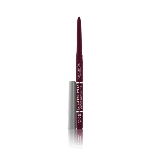 Jordana Easyliner Lip Pencil Plush Plum Pack of 6