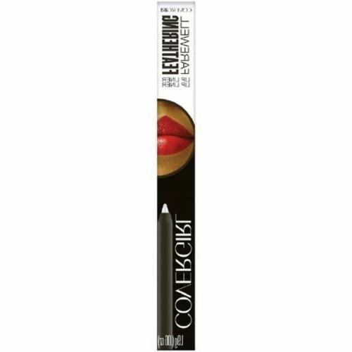 Covergirl Farewell Feathering Lip Liner #100 Clear New in Bo