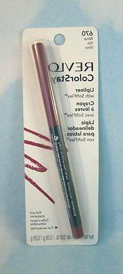 Revlon Lip Color Colorstay Lip Liner - Wine 670