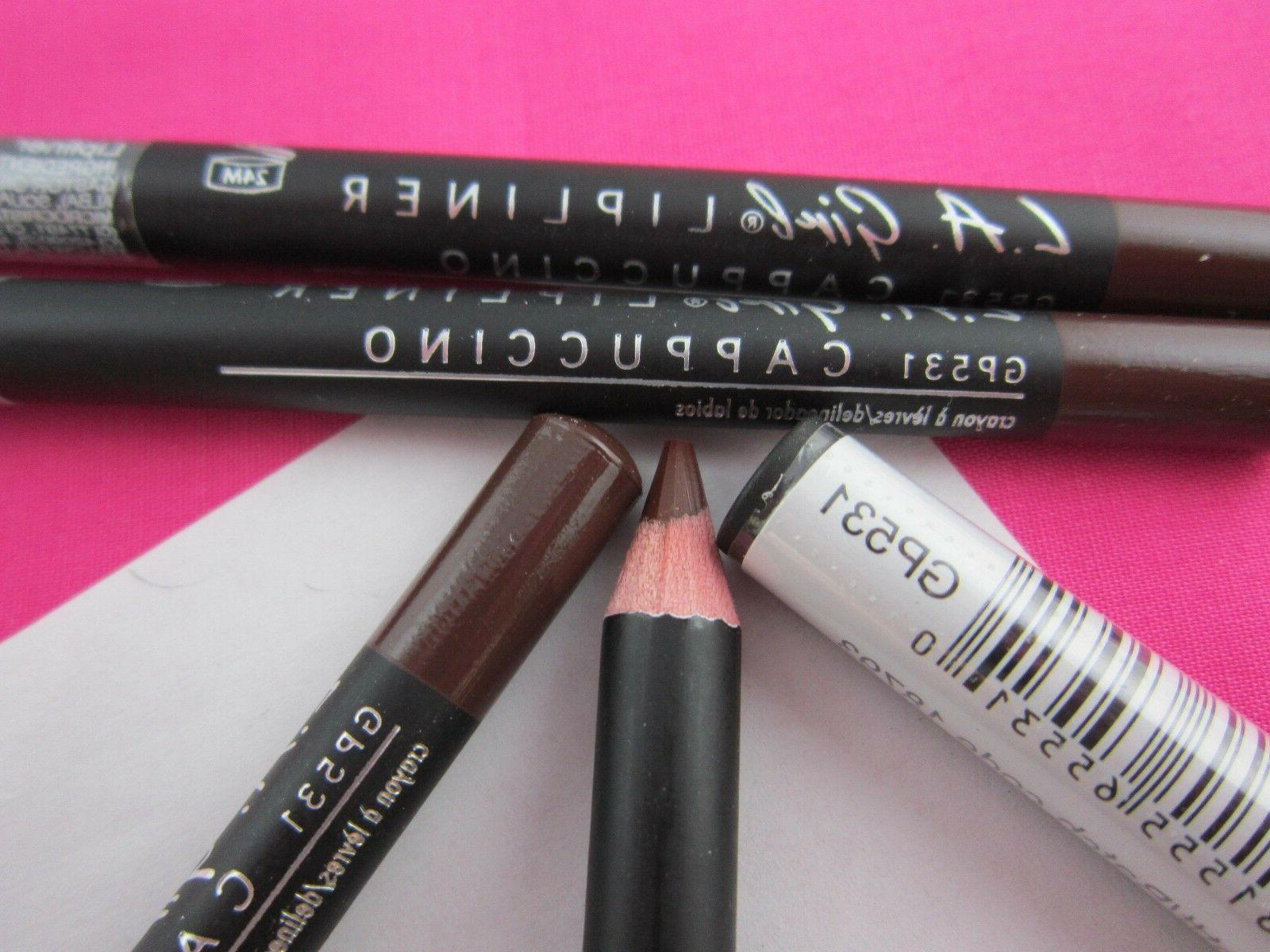 Lip Liner Pencil 12 Lip Liners L.A. Girl Brand Colors To Choose From