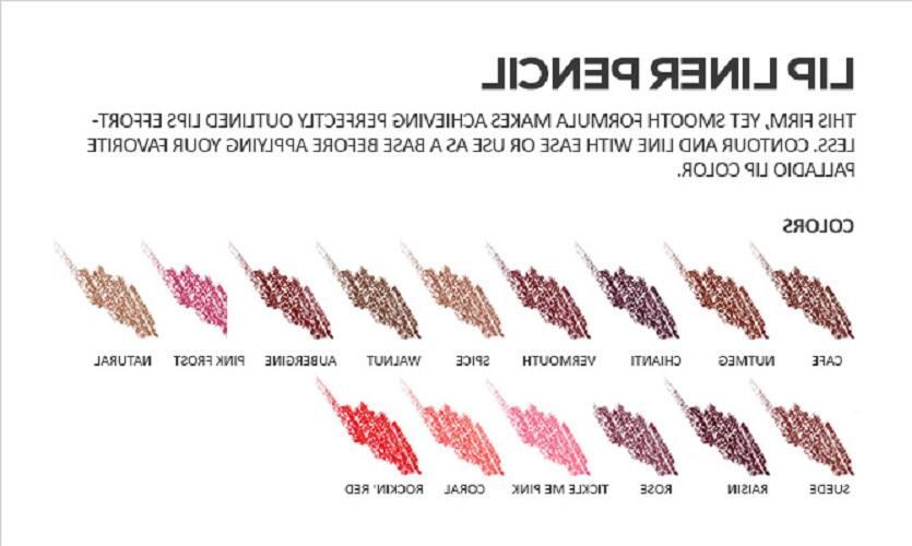 Palladio Pencil Pick your Shade