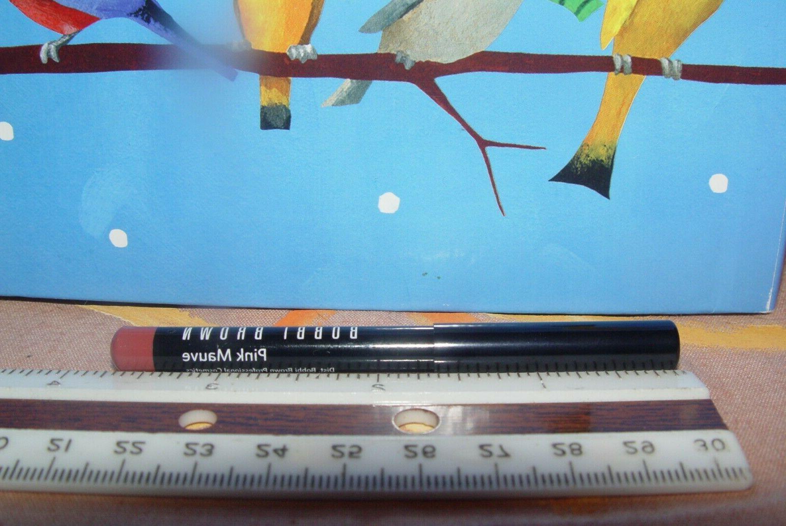 lip liner pencil pink mauve travel mini