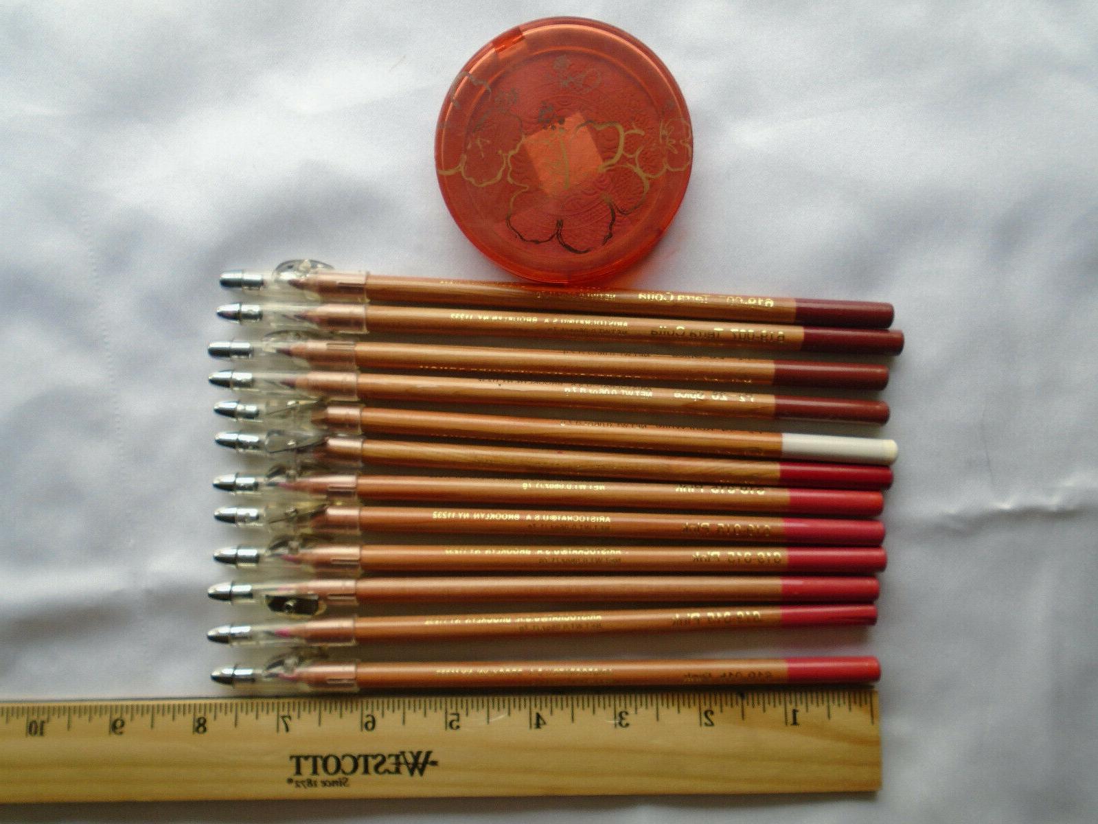lip liner set 12 bronze lion product
