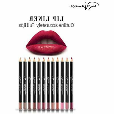 lip liners liner filler pencil set by