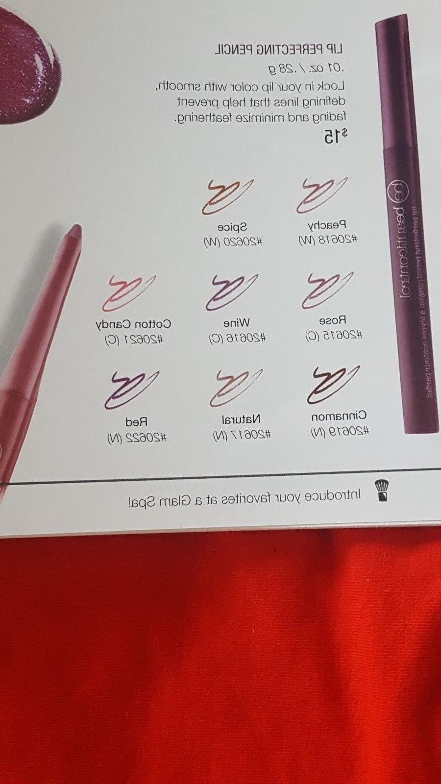 Beauticontrol Lip Perfecting Cotton Candy Waterproof