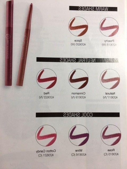 Beauticontrol Lip Perfecting Spice! Lot/2 Free Shipping!