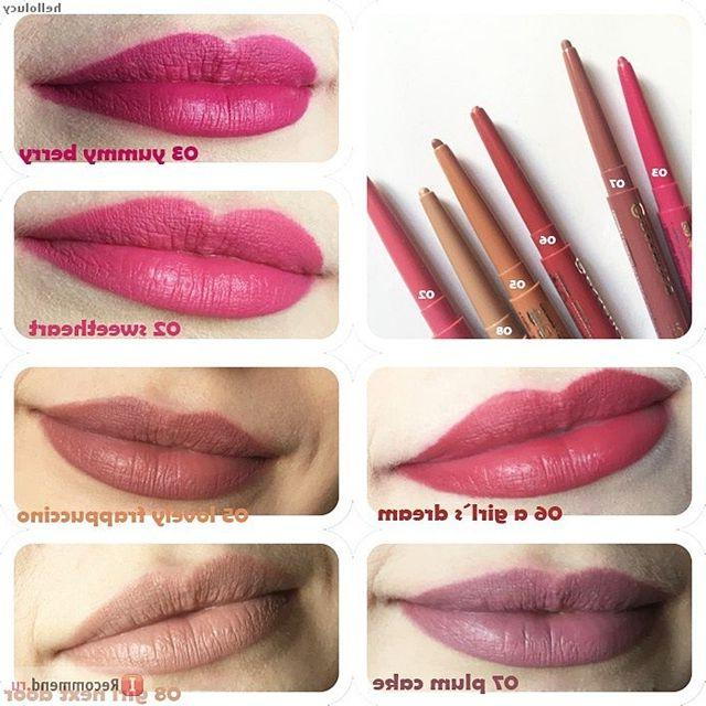 ESSENCE LASTING PENCIL CHOOSES YOUR SHIPPING