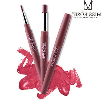 Long Waterproof Pencil Matte Lip