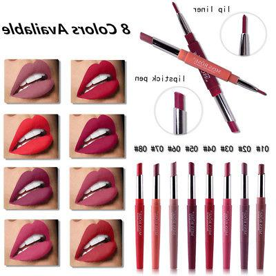 Long Multifunct Waterproof Matte Lip