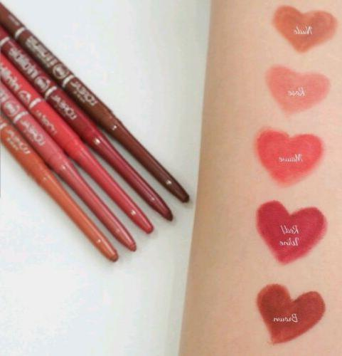 loreal infallible 6 hr lip liner lot