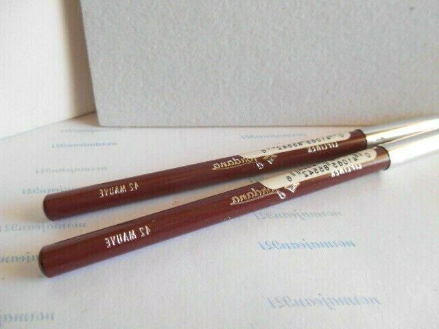 lot of 2 lip liner pencils 242