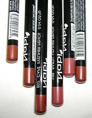 Lot cruelty free Pencils 4-Cafe 2-Earth L28 NEW!!