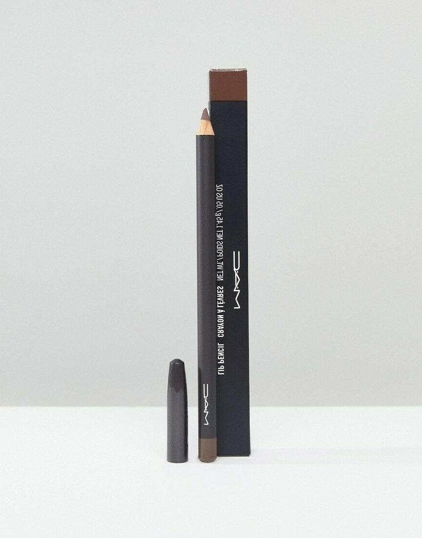 mac cosmetics lip pencil liner spice 1