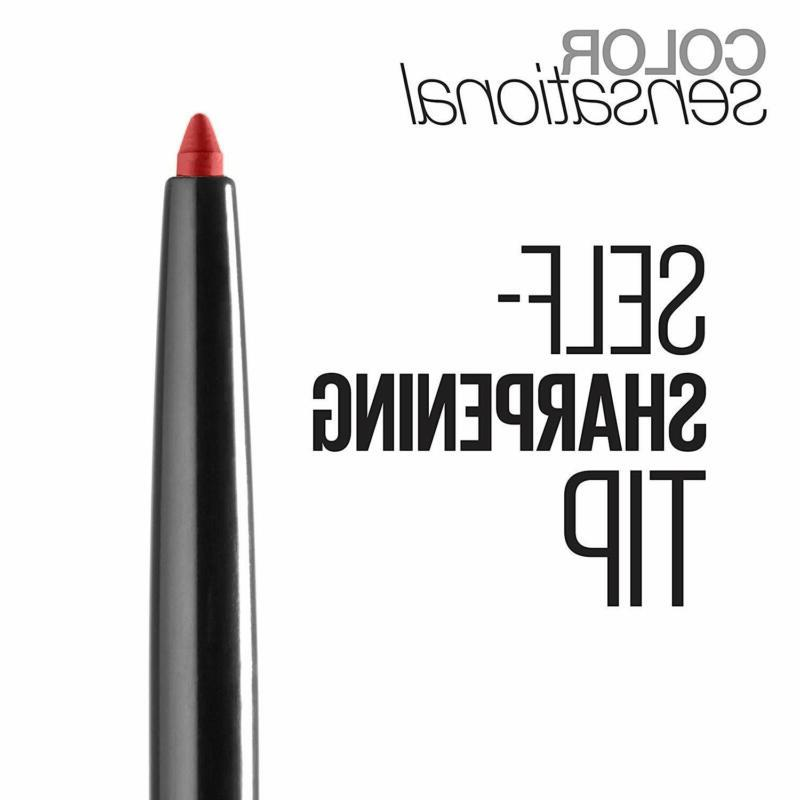 Maybelline New York Color Shaping Liner, Brick