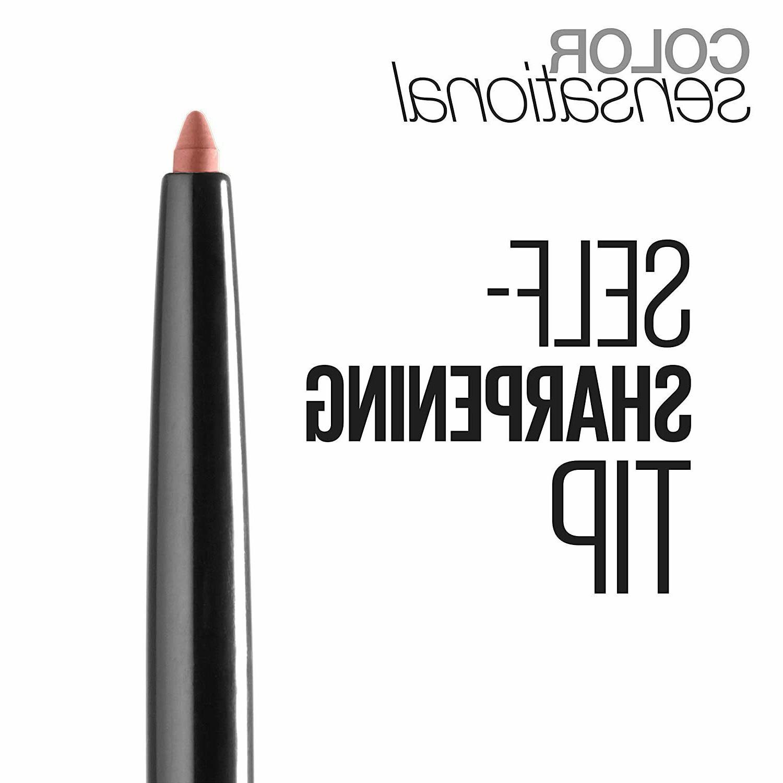 """Maybelline New Makeup Color Lip Liner, """"You Choose"""""""