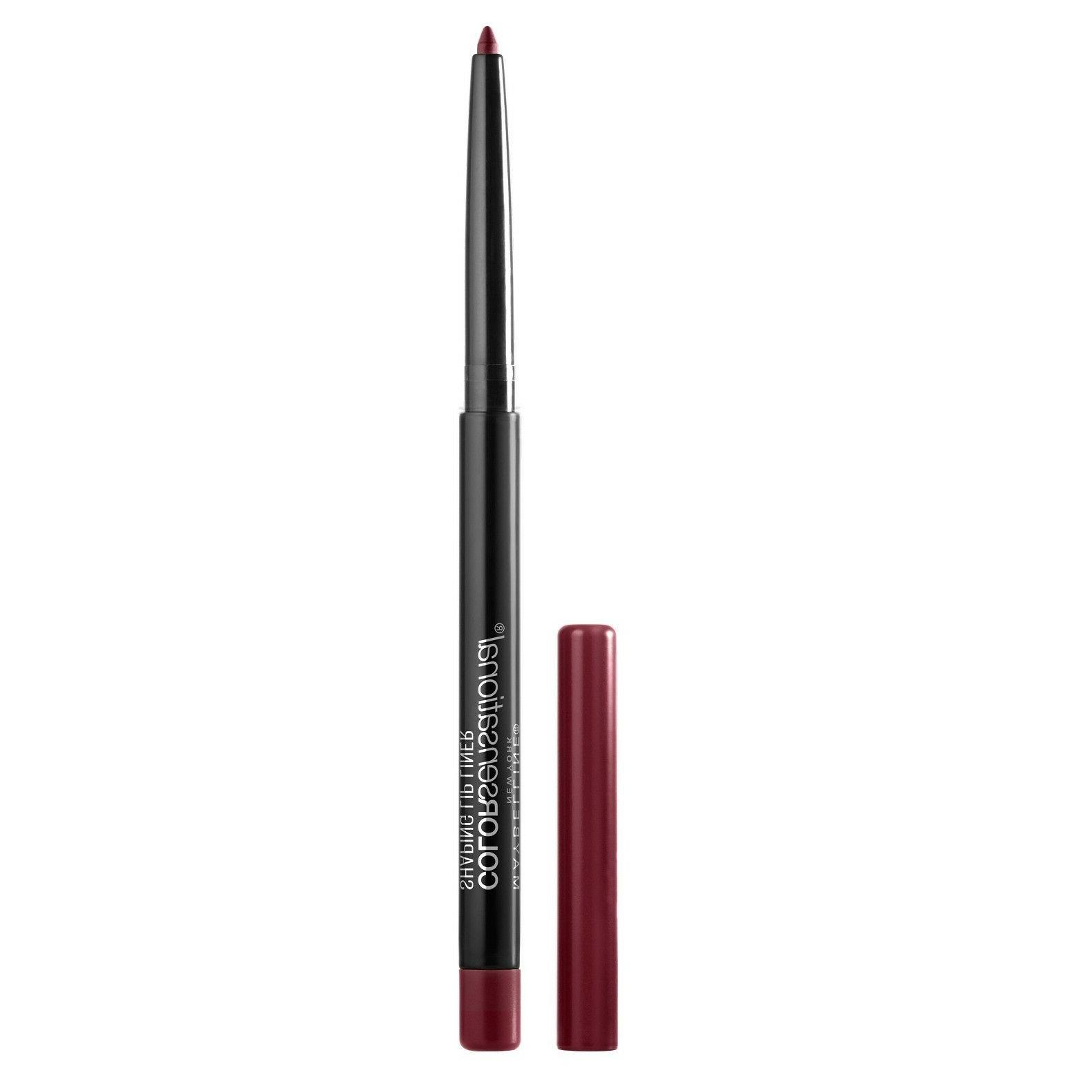 maybelline color sensational shaping lip liner creamy
