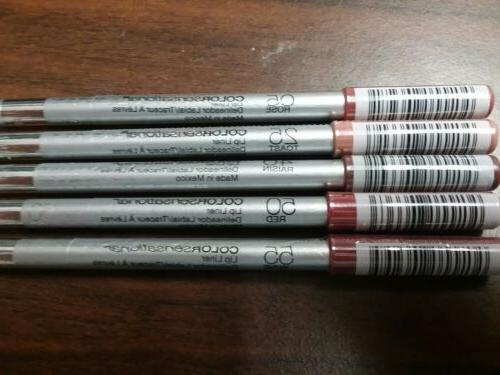 maybelline colorsensational lip liner new and sealed