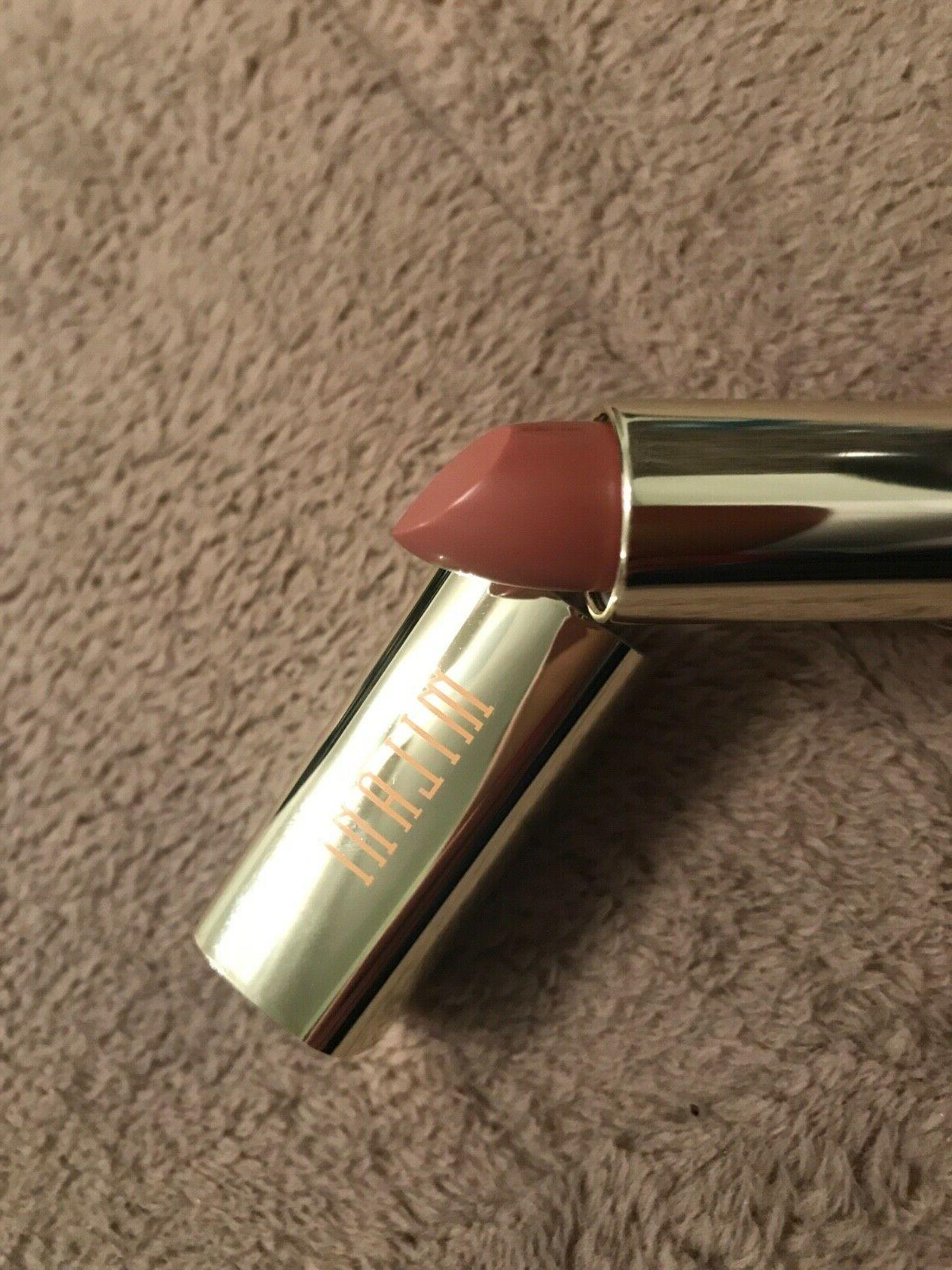 milani color statement lipstick matte naked super