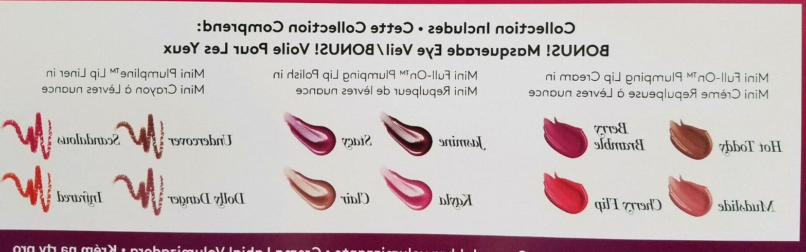 Buxom Mini Plumpline Lip Liner Dolly 0.03 oz FRESH!