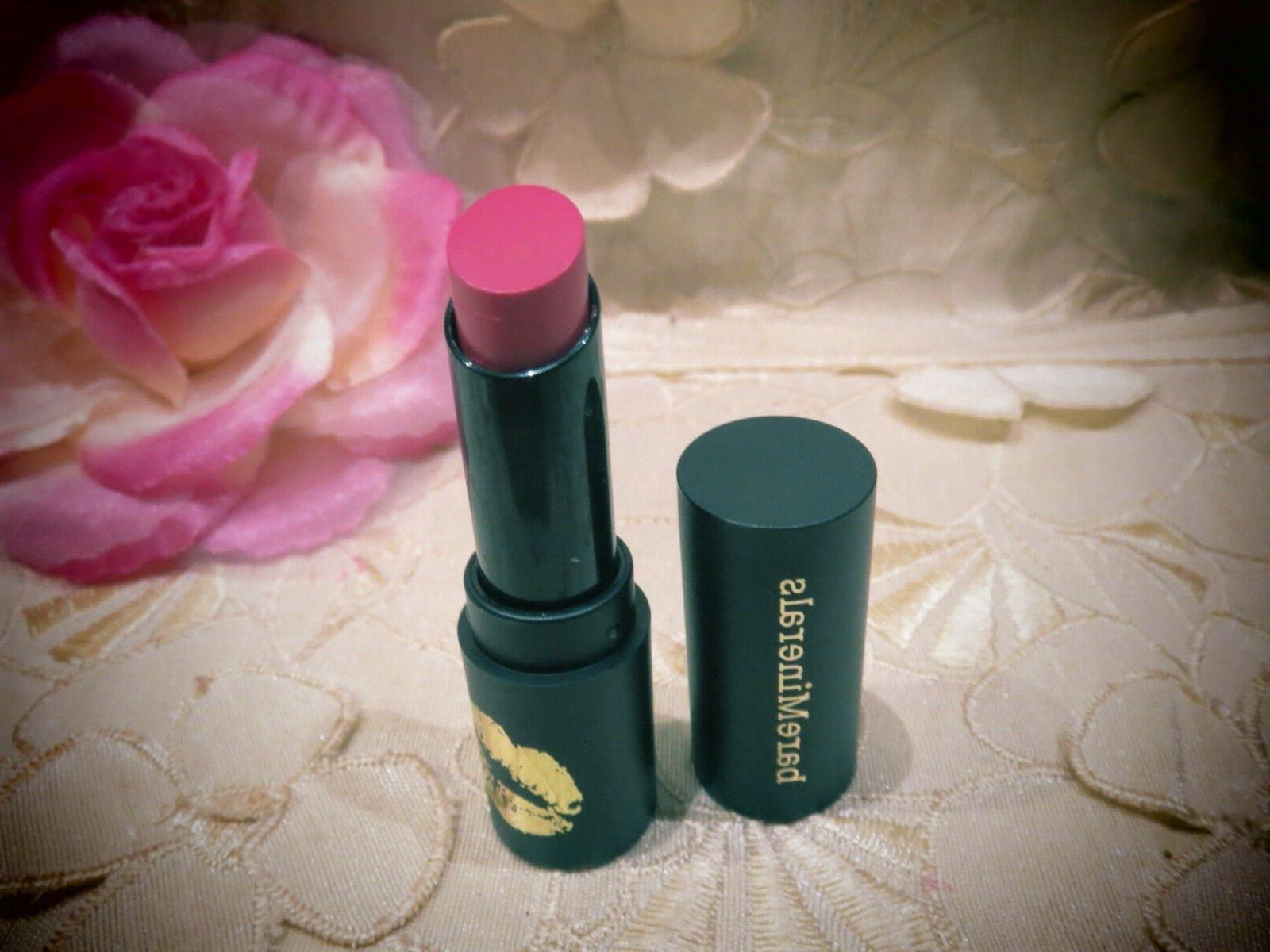 mini statement luxe shine lipstick alpha 0