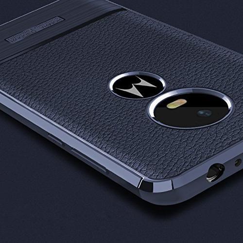 Scheam Motorola Moto Play Case,Full Absorbing Slim Case with Motorola Moto Play