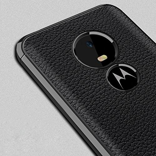 Scheam Motorola Play Case,Full Protective Absorbing Slim Case Moto Play