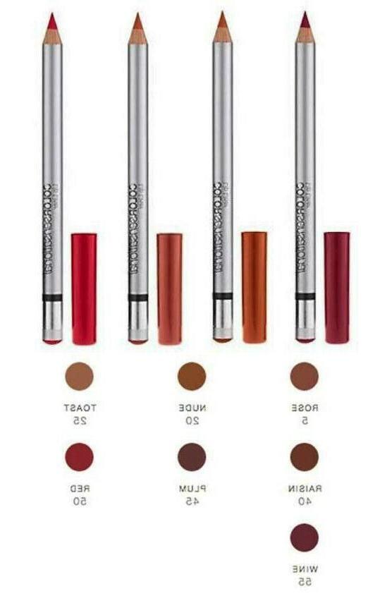 new color sensational lip liner b2g1 free