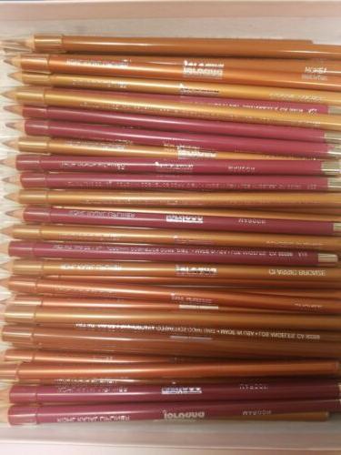 new kohl kajal lip liner color pencil