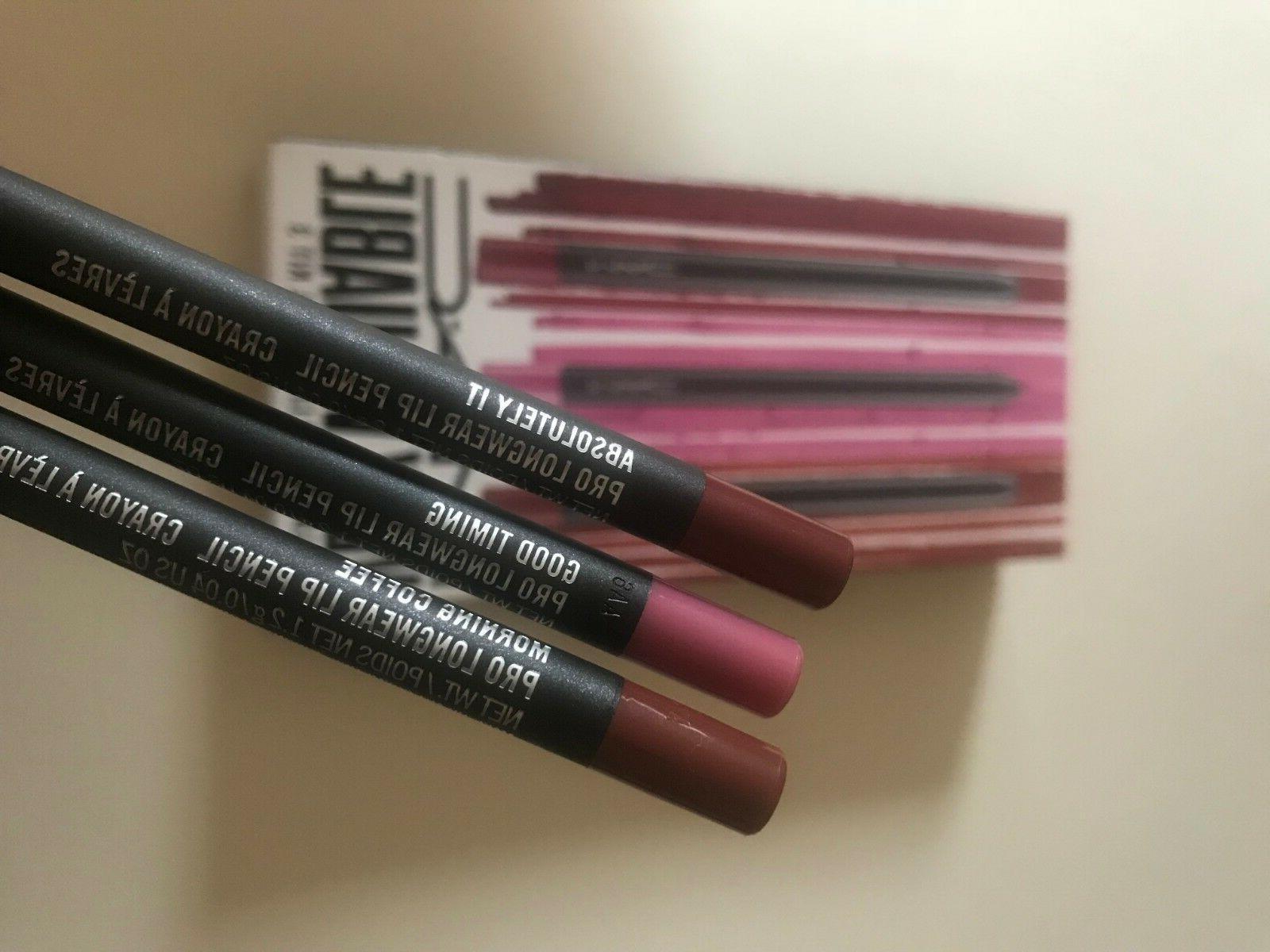 new pro longwear lip pencil pick your