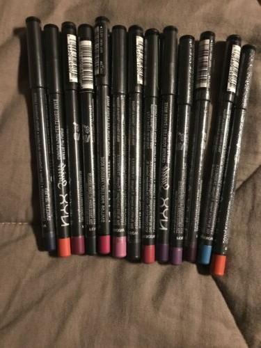 new suede matte lip liner 13 colors