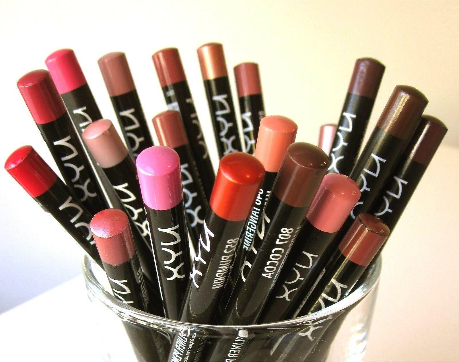 NYX Slim Matte Lip Pencil or Suede Matte Lipliner You Choose