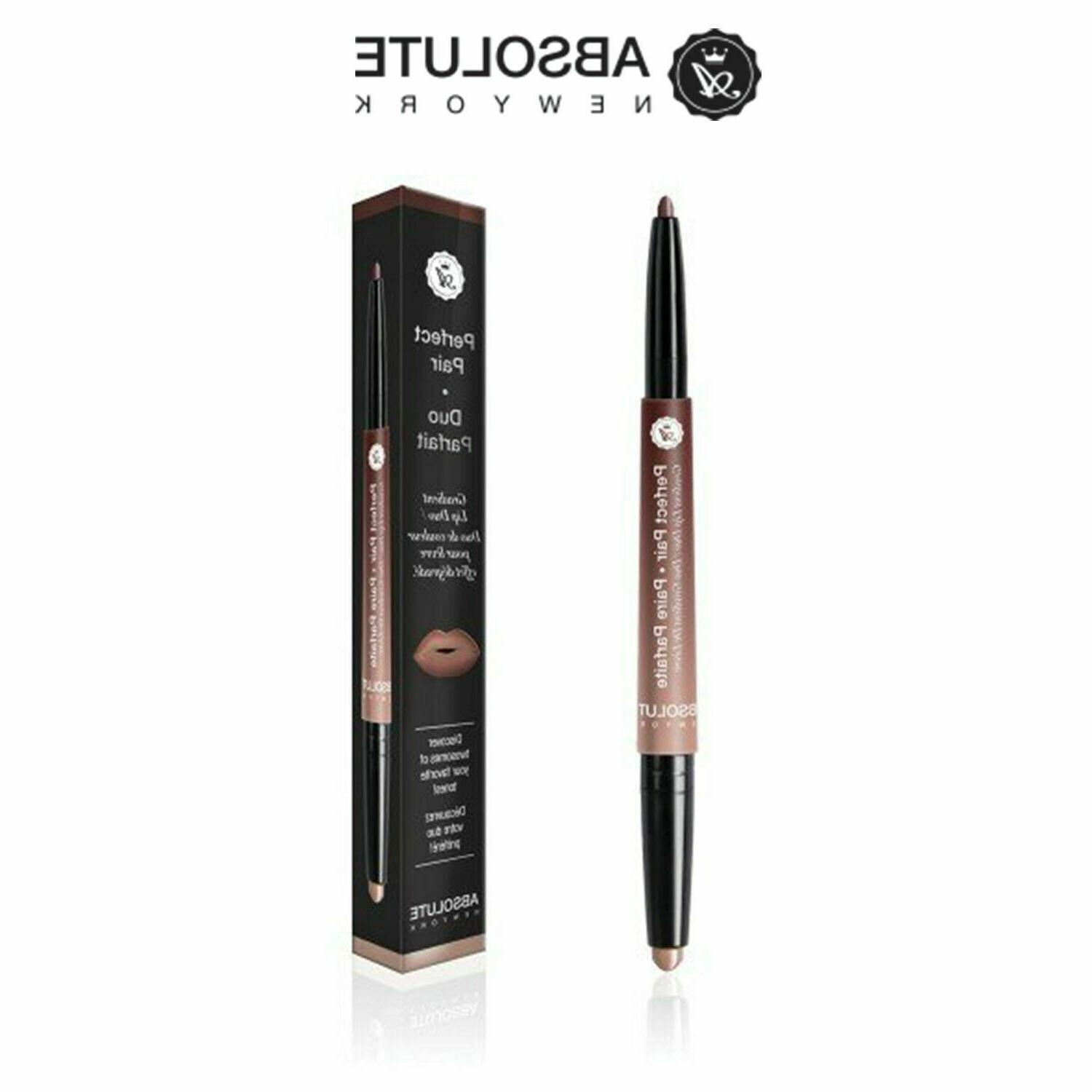 Absolute Pair Liner Stick Color LipDuo