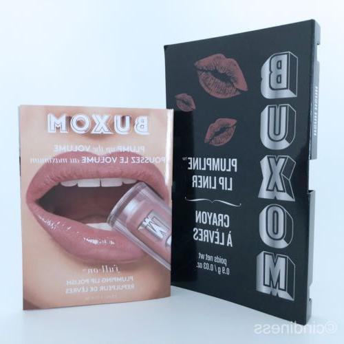 plumpline lip liner hush hush travel bonus
