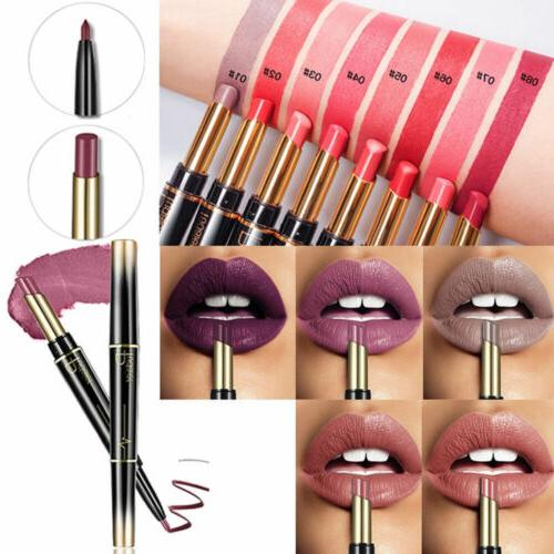 pudaier waterproof 2 in 1 lipstick stay