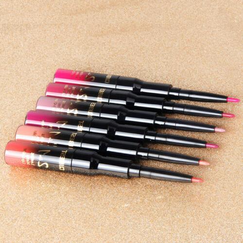 QIBEST Waterproof Super 24Hour in Lipstick Lip 20 Color