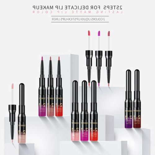 QIBEST 24Hour Lipstick Liner 20 Color
