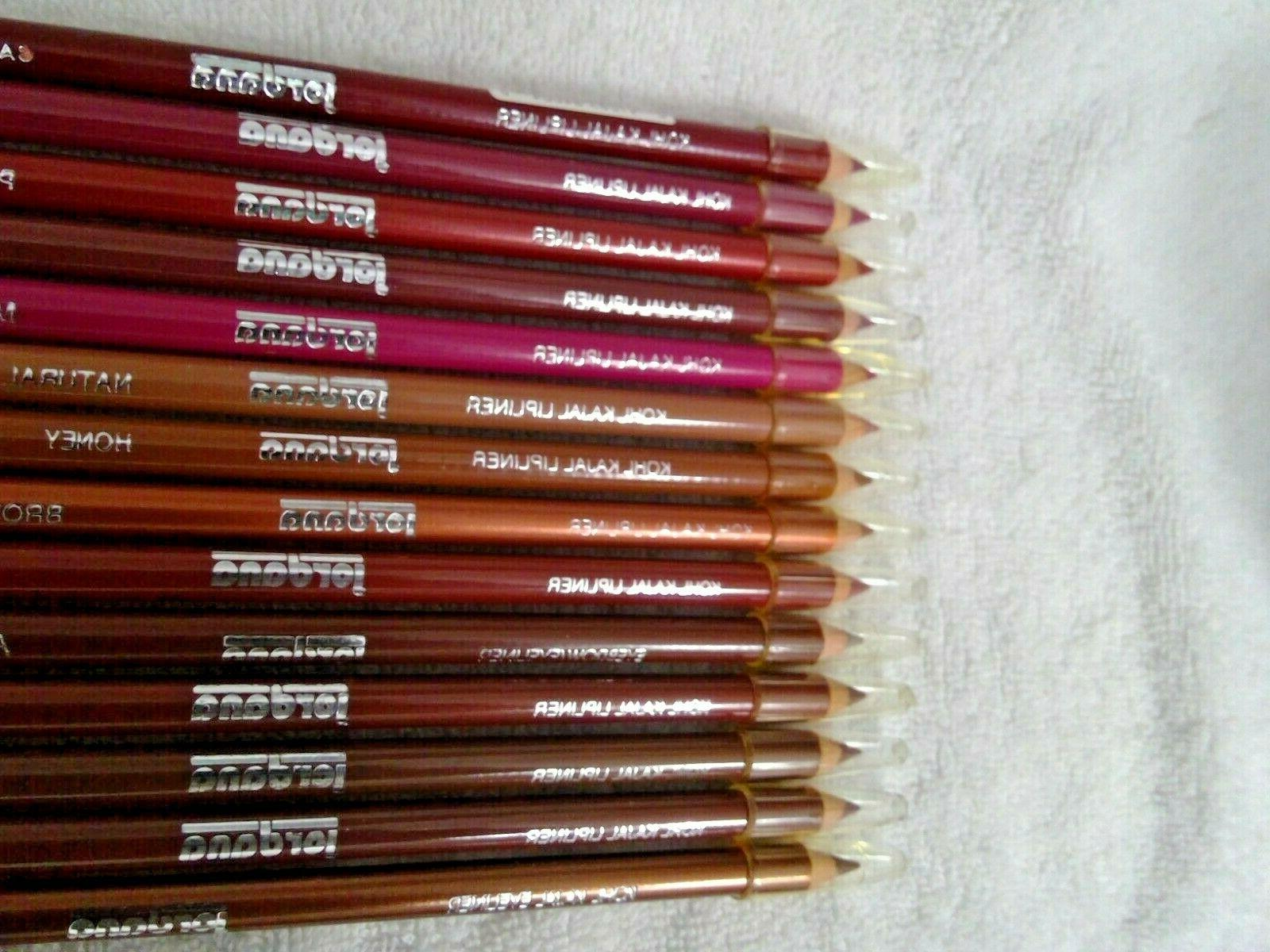 qty 2 lot kohl kajal lip liner